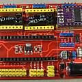 Arduino Nano CNC shield, David Pilling
