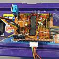 Liquid level sensor, David Pilling