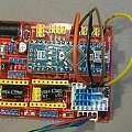 TMC 2130 on CNC shield, David Pilling